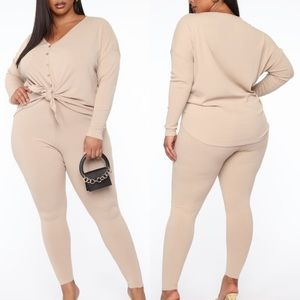 Casually Dating Pant Set